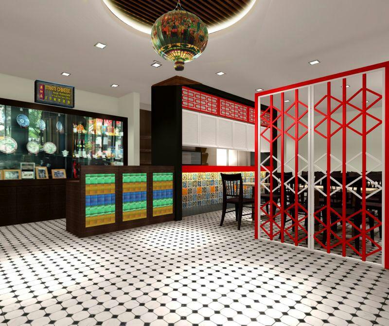 Straits Chinese Nonya Restaurant Review