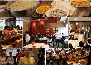 Straits Chinese Nonya Restaurant Catering Review